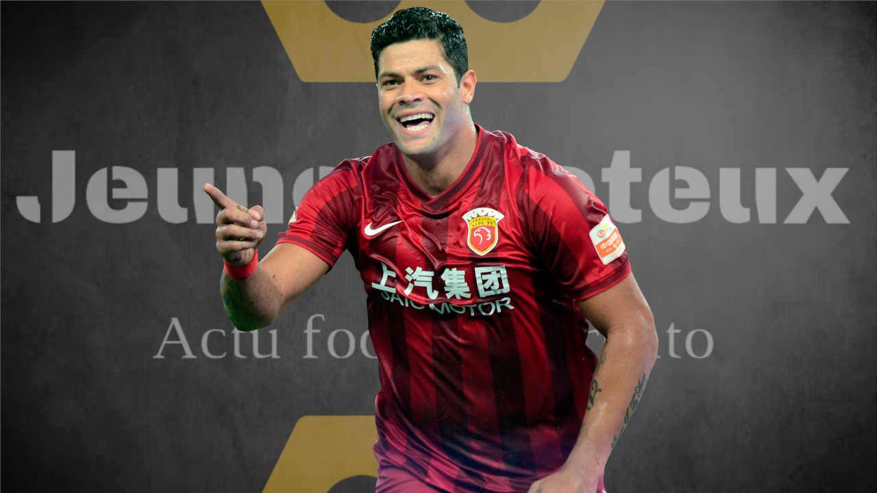 OM - Mercato : Hulk (Shanghai SIPG) convoité par des clubs européens - Marseille ?