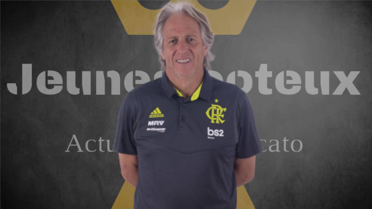 Benfica Lisbonne : Jorge Jesus fait son retour au SLB