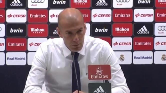 Real Madrid : Zinedine Zidane (Réal - Merengue).