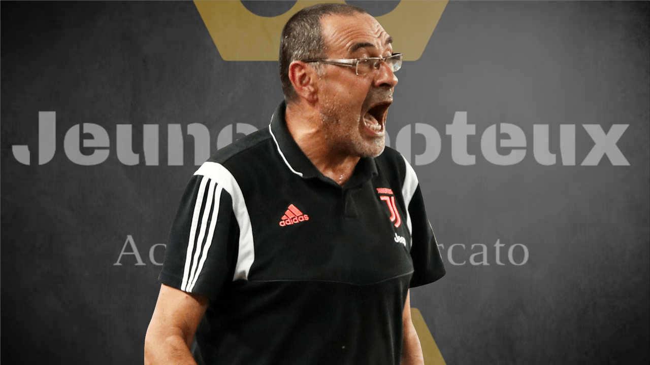 Juventus - OL : Sarri craint la fraîcheur mentale et physique de Lyon