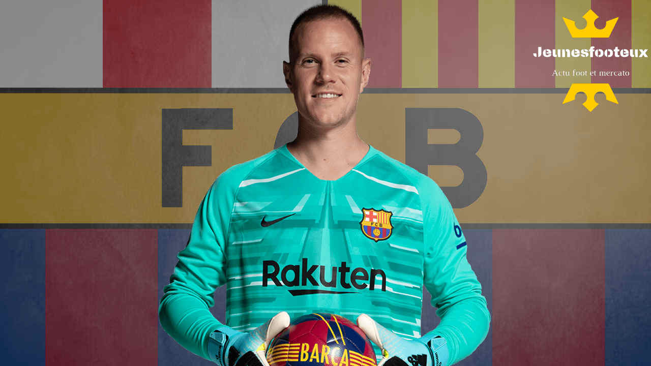 Marc-André ter Stegen, gardien du FC Barcelone