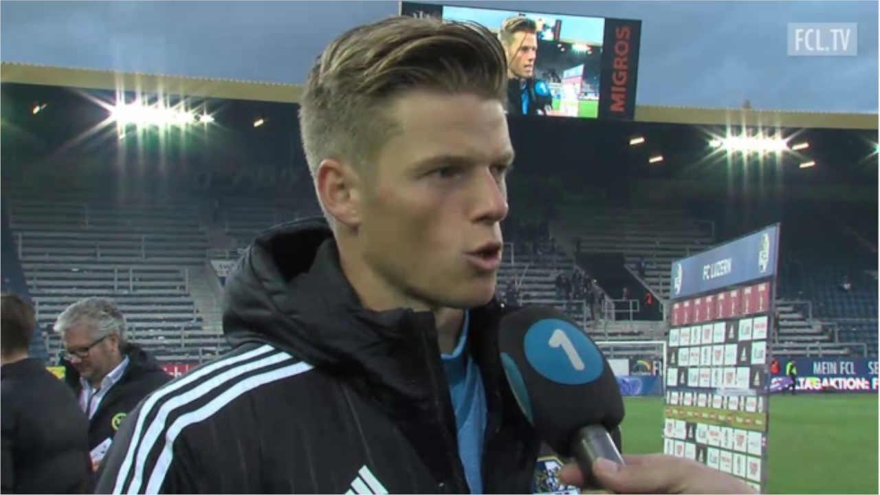 Jonas Omlin, gardien du FC Bâle