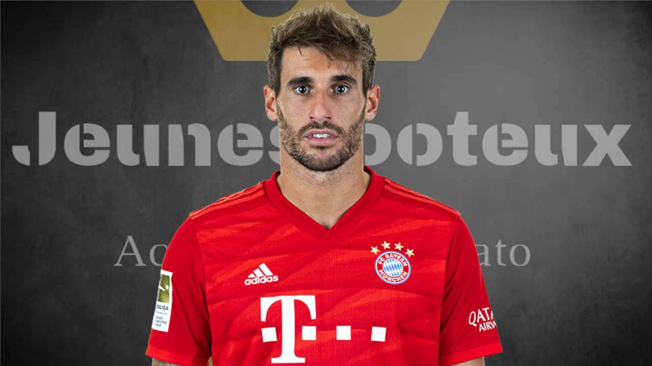 Javi Martinez, milieu défensif du Bayern Munich