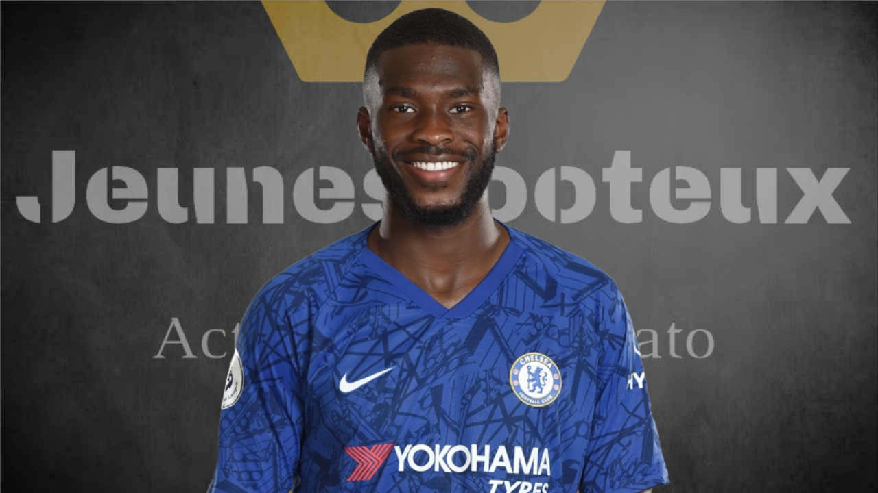 Fikayo Tomori, défenseur de Chelsea