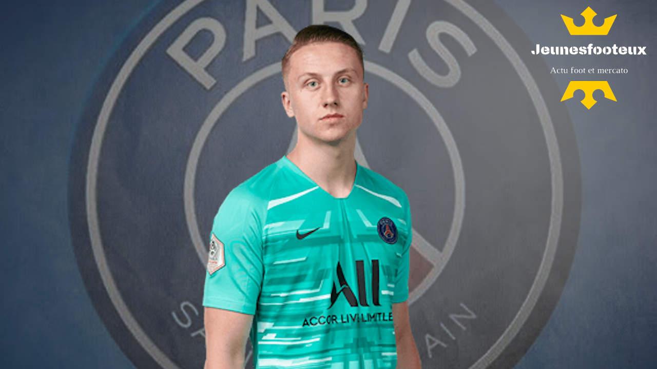 Marcin Bulka, gardien du PSG