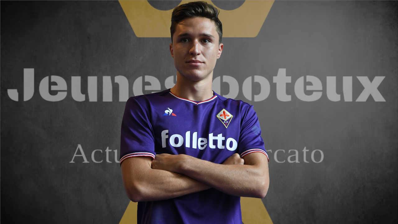 Manchester United, AC Milan - Mercato : la Fiorentina très gourmande pour Frederico Chiesa !