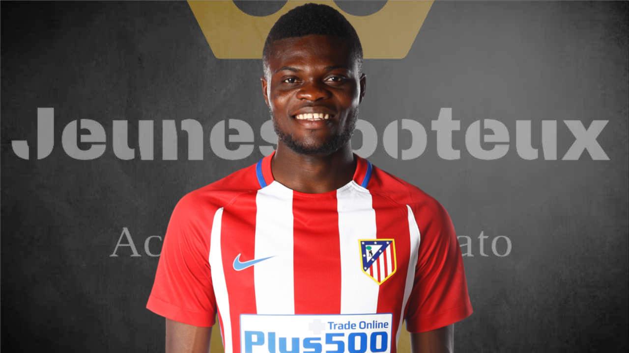 Juventus - Mercato : un échange avec l'Atlético Madrid pour Thomas Partey ?
