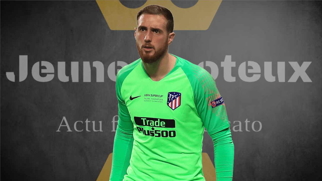 Atlético Madrid : Oblak dans le viseur de Chelsea mais...