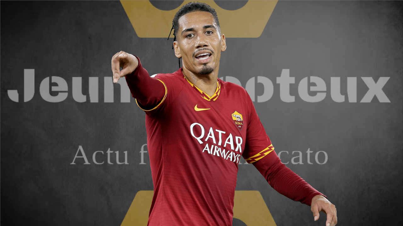 Manchester United - Mercato : offre de 17M€ pour Chris Smalling !