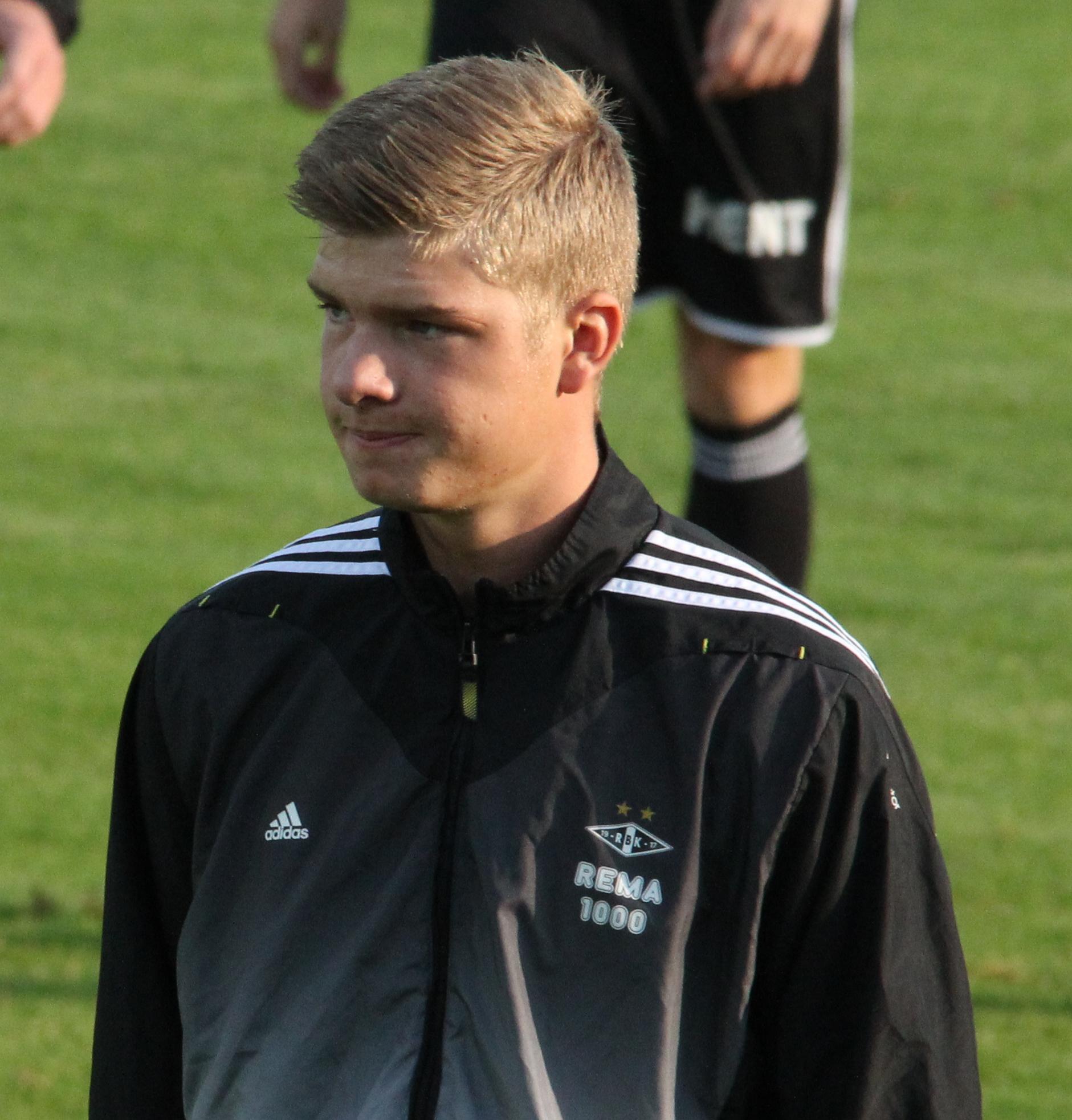 Alexander Sörloth à Rosenborg, son club formateur