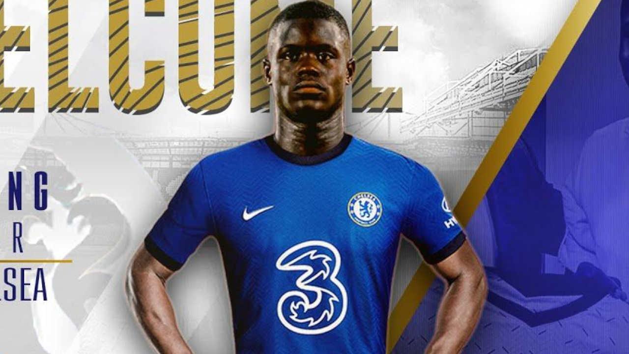 Malang Sarr, défenseur de Chelsea