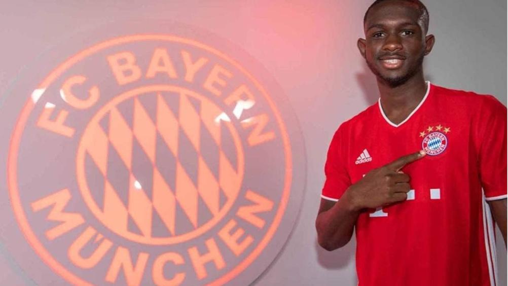 Bayern Munich : Tanguy Kouassi blessé à la cuisse !