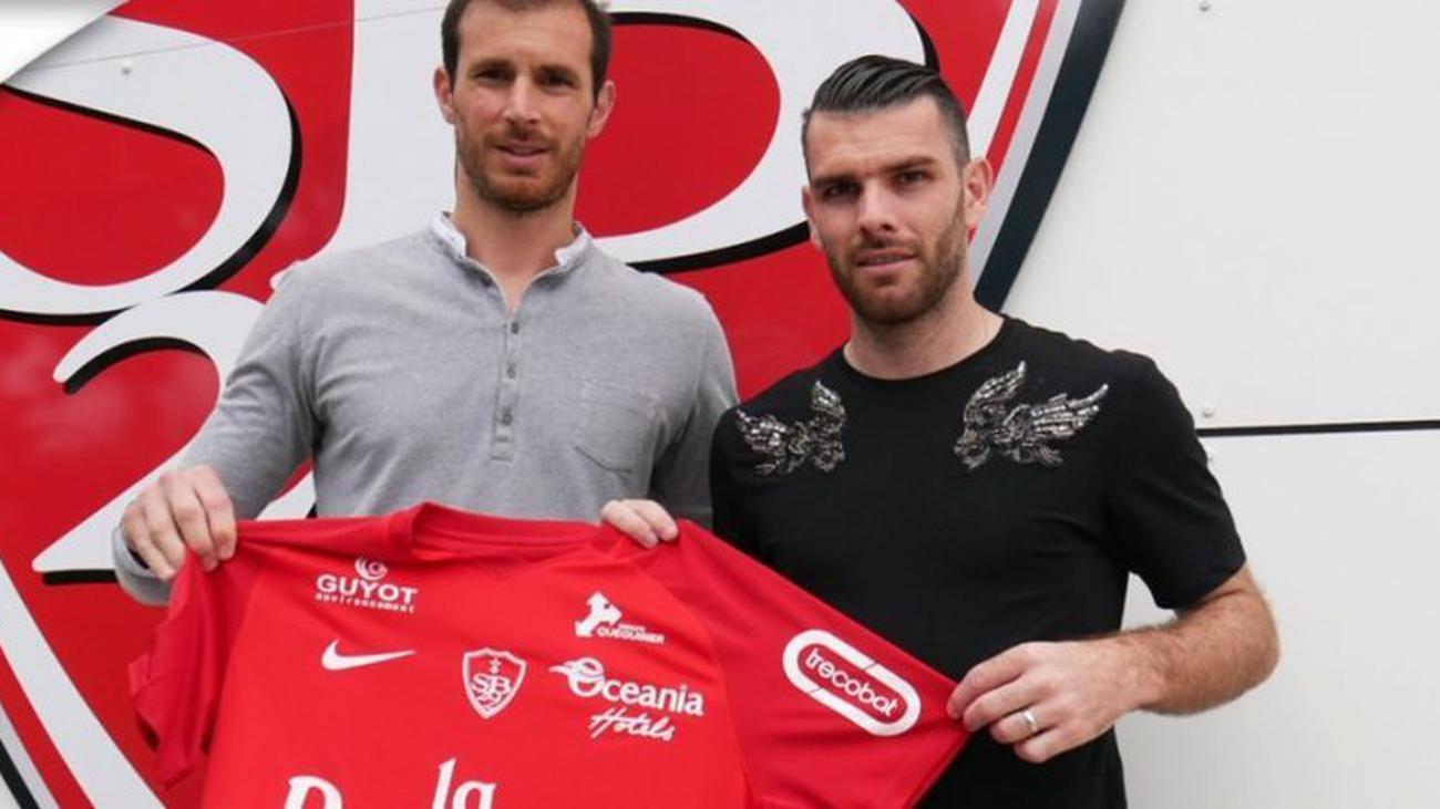 Brest Mercato : Yoann Court file en Ligue 2 !