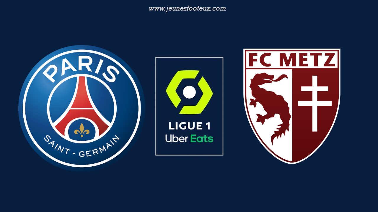 PSG - Metz : de nombreux absents pour Paris !