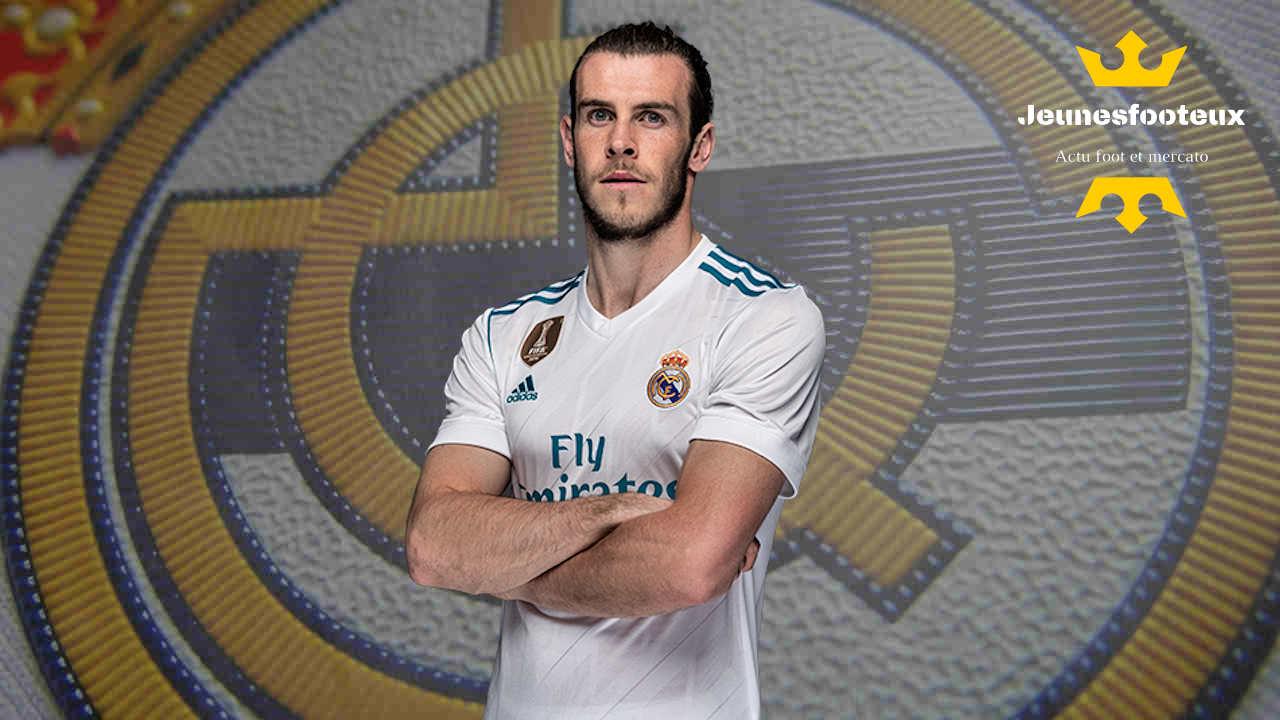 Tottenham : Gareth Bale (Real Madrid) est arrivé à Londres
