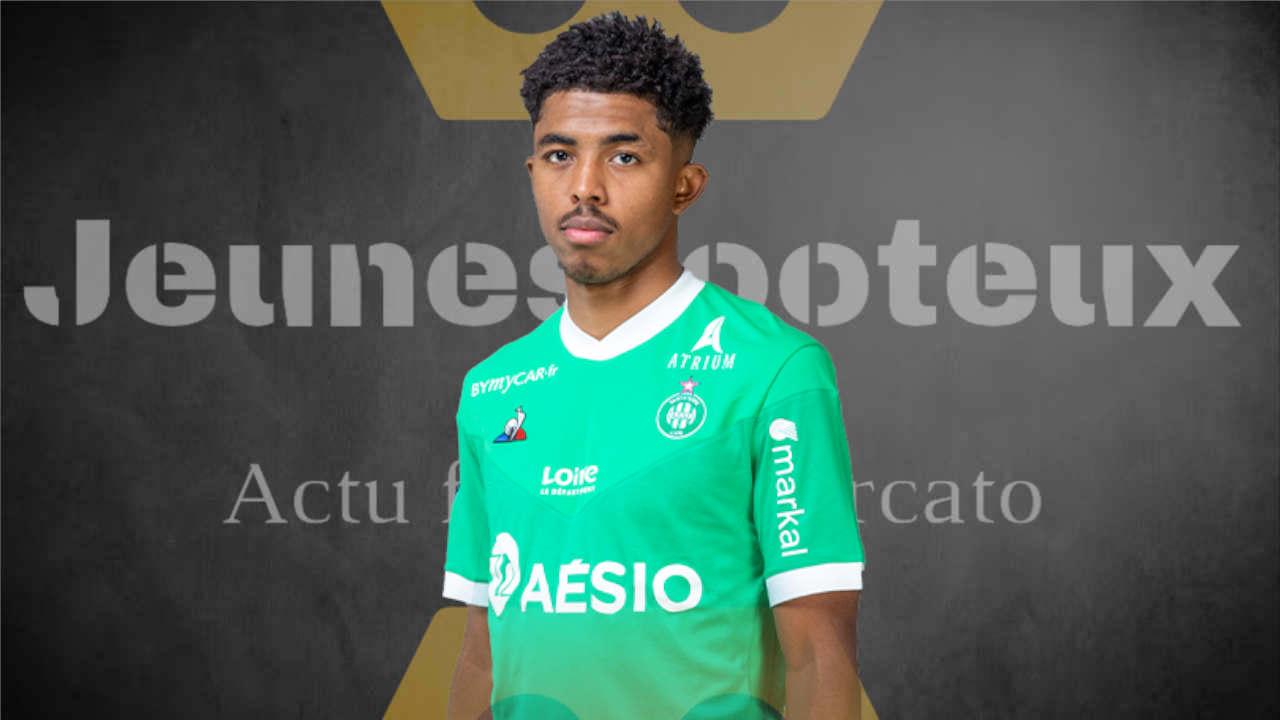 ASSE - Mercato : Fofana montre qu'il veut toujours quitter St Etienne pour Leicester !