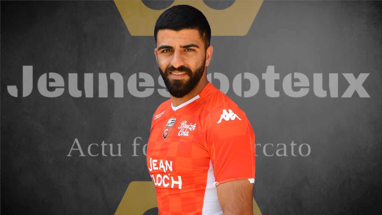 Lorient - Mercato : Umut Bozok convoité par Guingamp