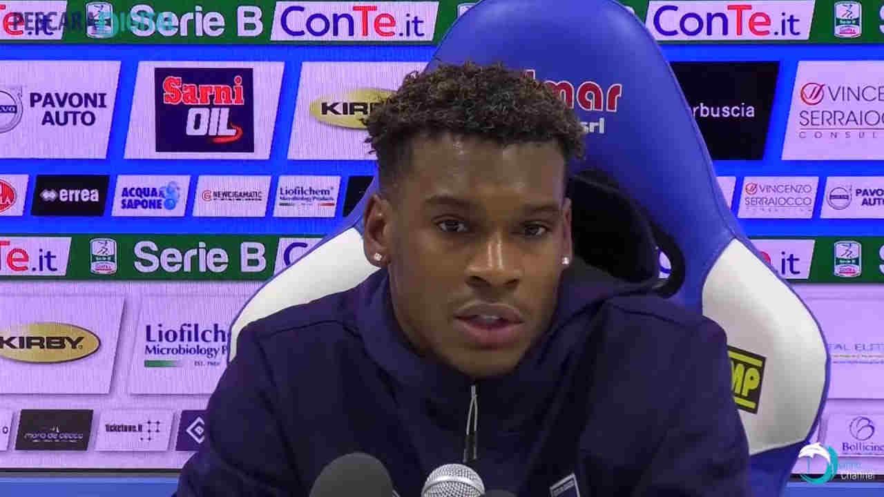 Andreaw Gravillon, défenseur de l'Inter Milan