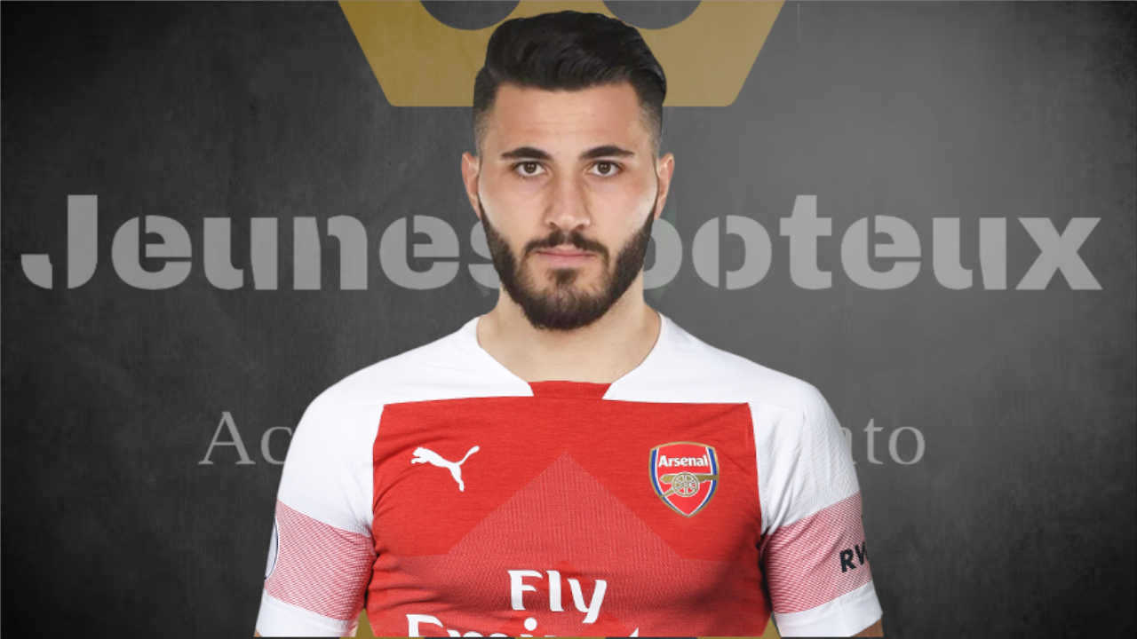 Sead Kolasinac, arrière latéral gauche d'Arsenal