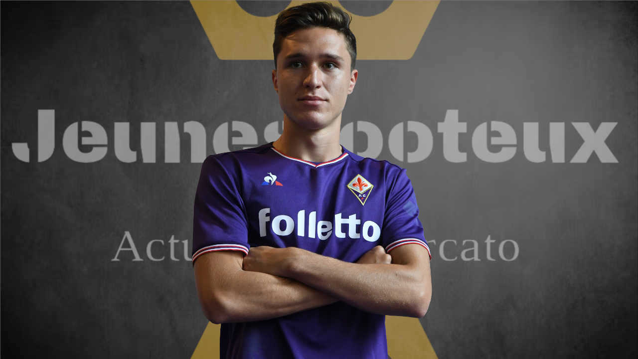 Juventus Mercato : Chiesa (Fiorentina) a signé !