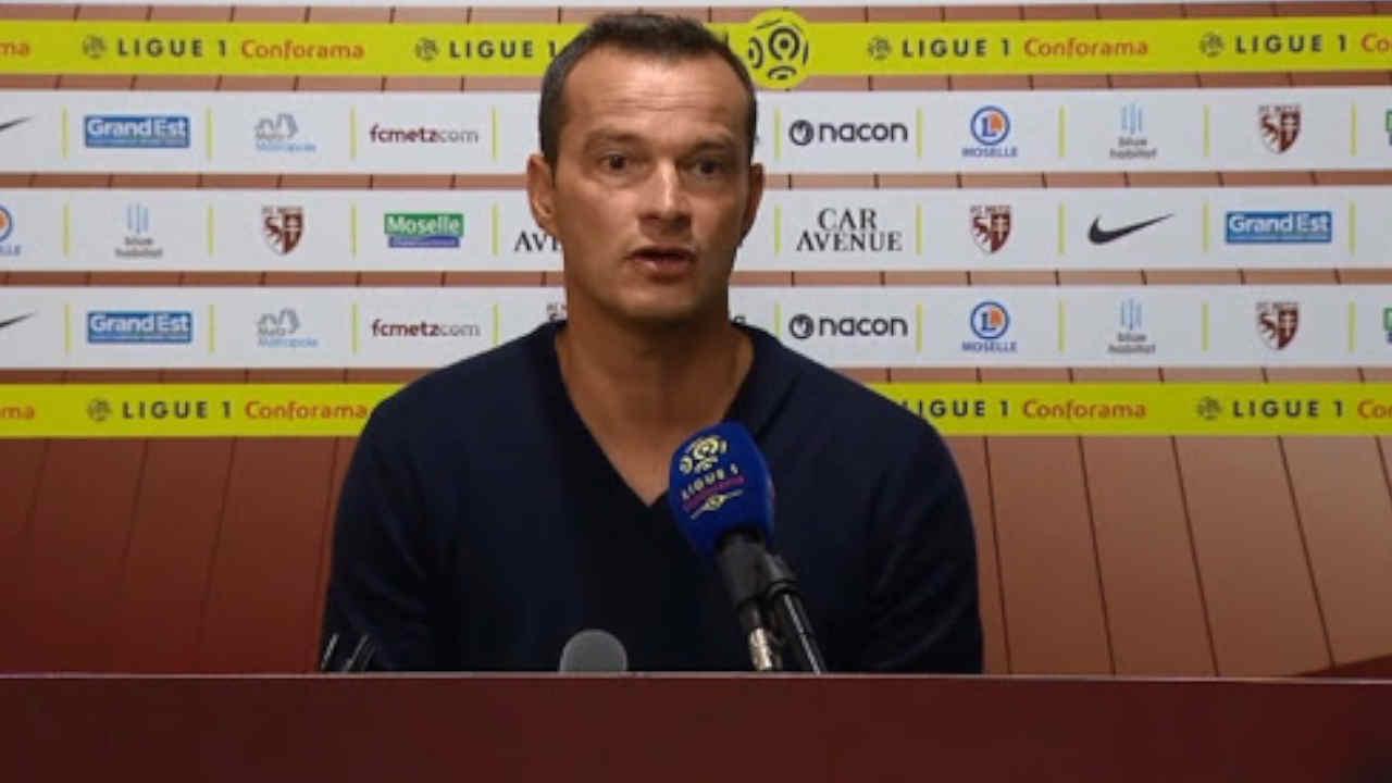 FC Metz : Vincent Hognon annonce son départ