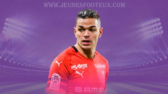Hatem Ben Arfa (FCGB) ici sous le maillot de Rennes.