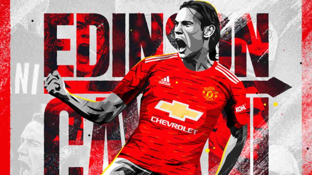 Manchester United : Cavani allumé par une légende du club