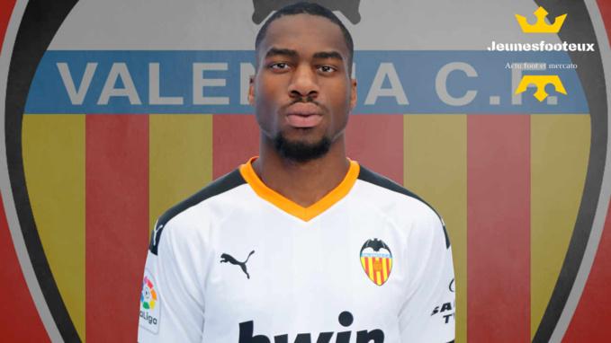 RC Lens Mercato : Geoffrey Kondogbia, formé à La Gaillette.