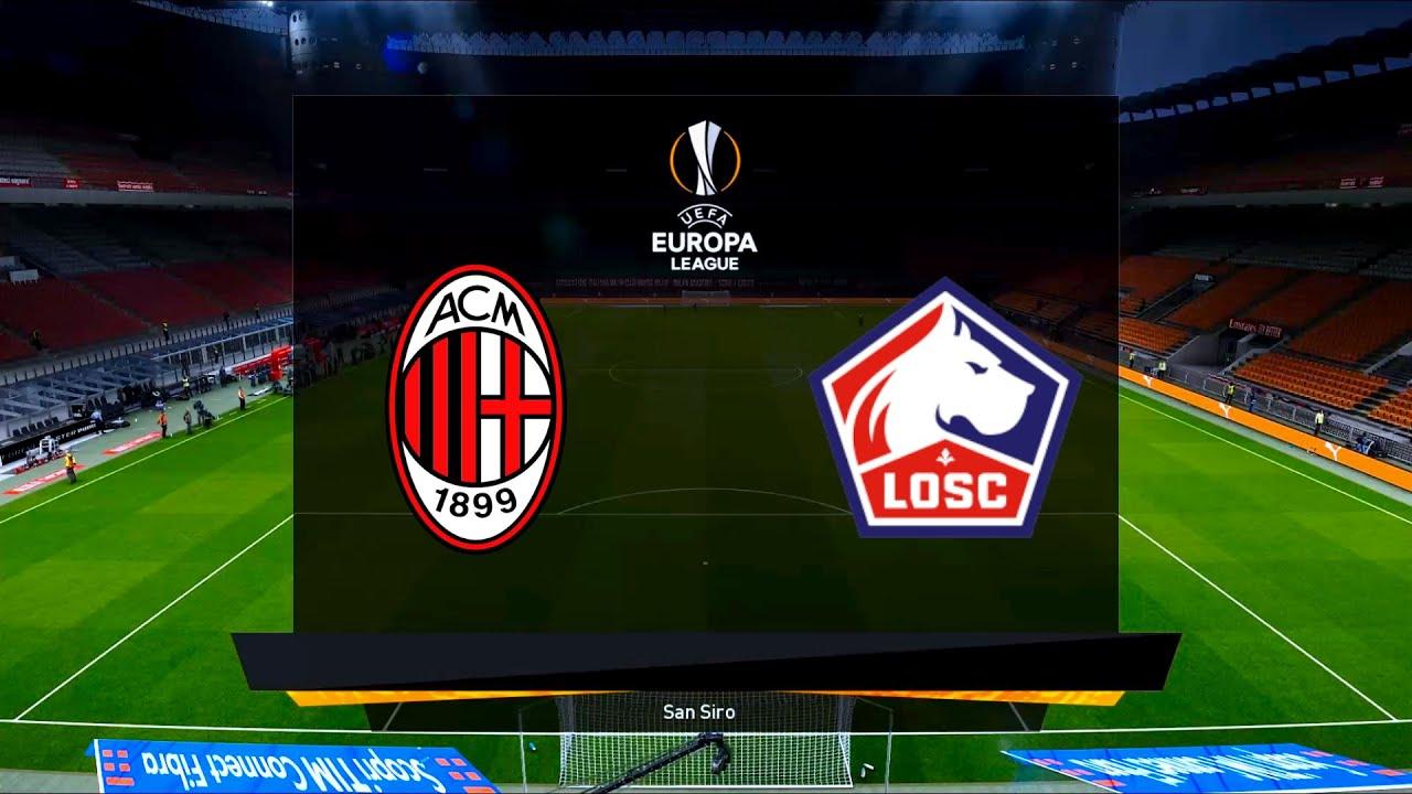 AC Milan - LOSC (Ligue Europa) à San Siro ce jeudi.