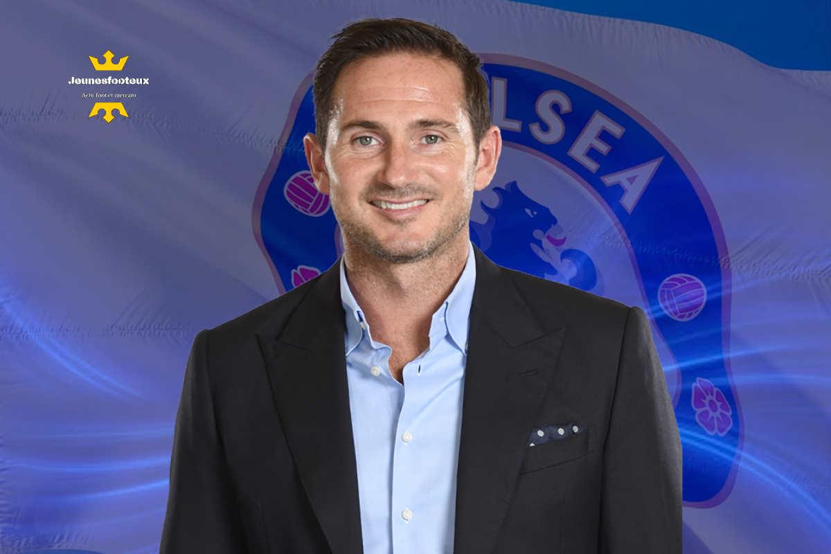 Chelsea Info : Frank Lampard (entraîneur).