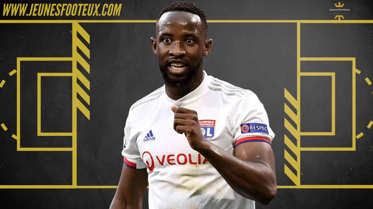 Moussa Dembélé - OL - Lyon