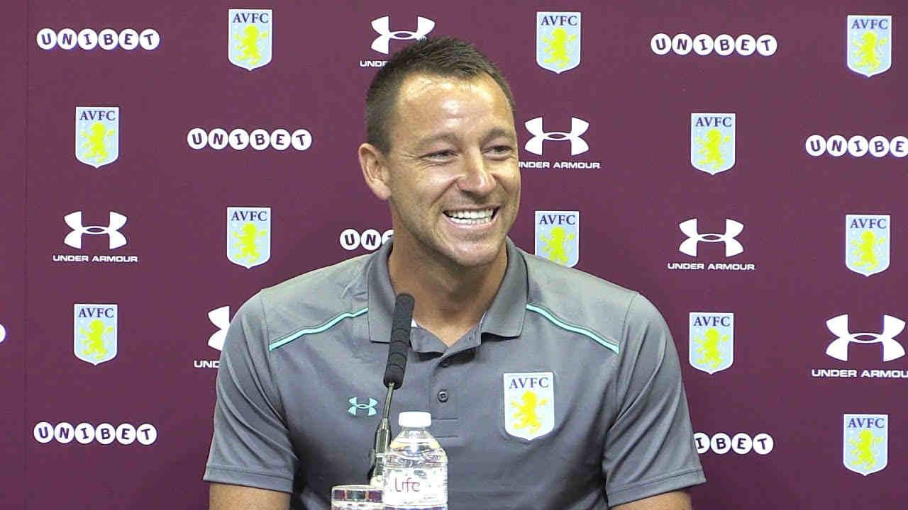 John Terry - Aston Villa