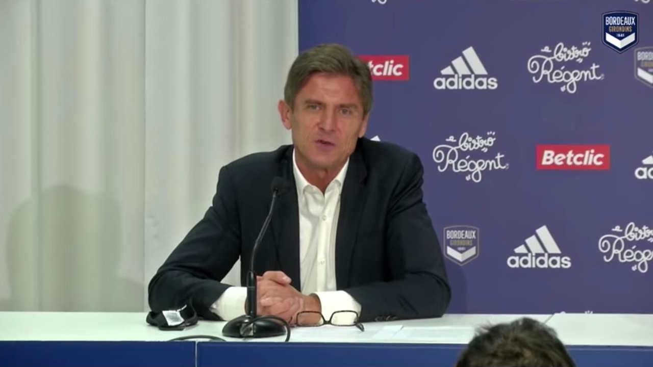 Frédéric Longuepée - Girondins de Bordeaux
