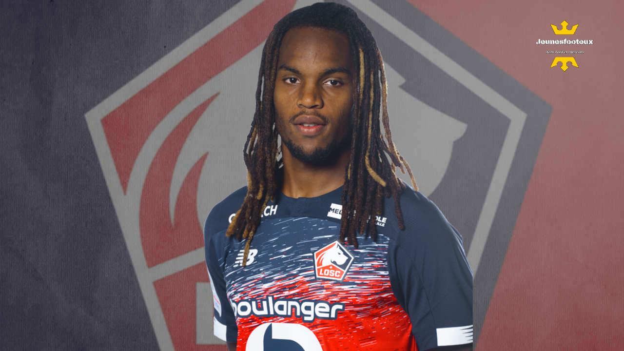 Renato Sanches - LOSC - Lille OSC