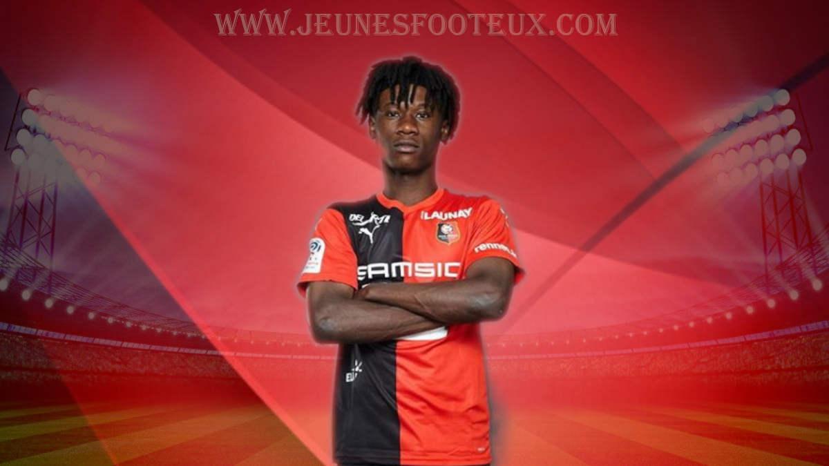 Eduardo Camavinga - Stade Rennais - Rennes