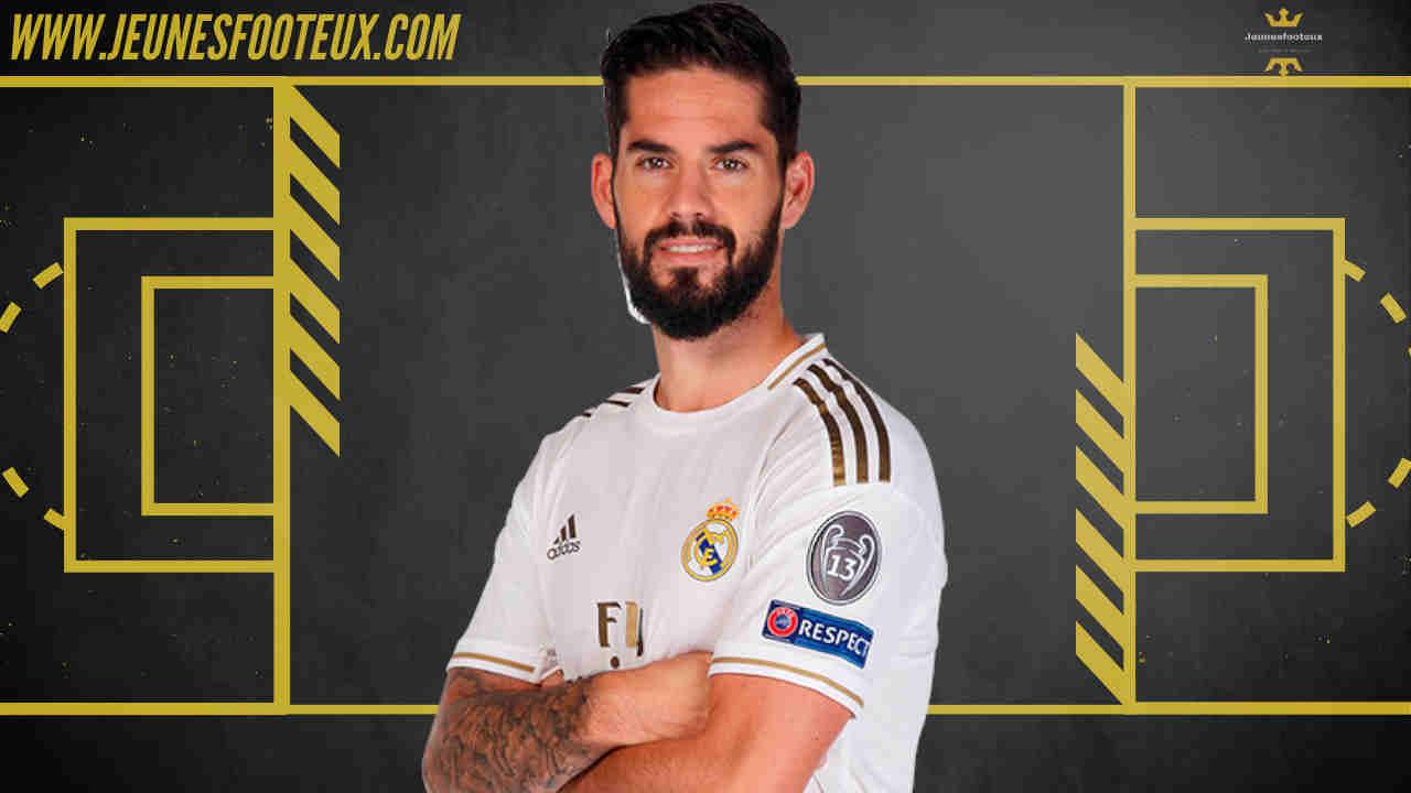Isco - Real Madrid