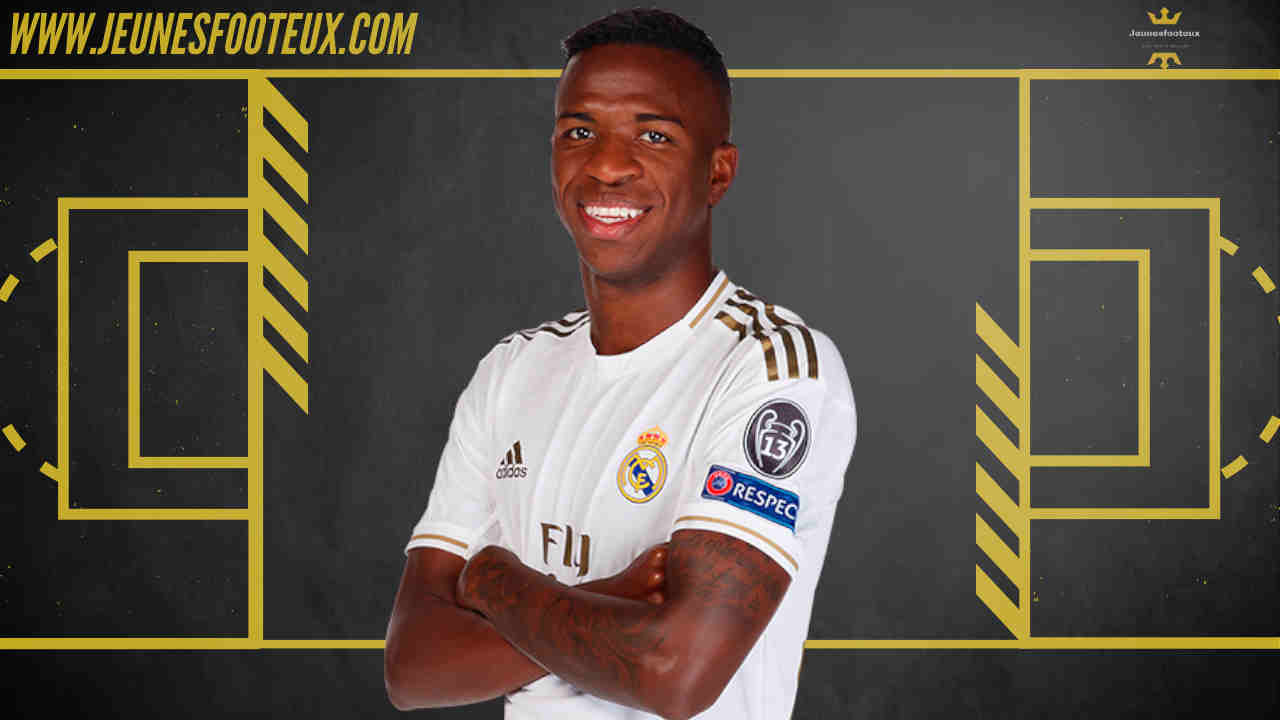 Vinicius Jr - Real Madrid - Réal