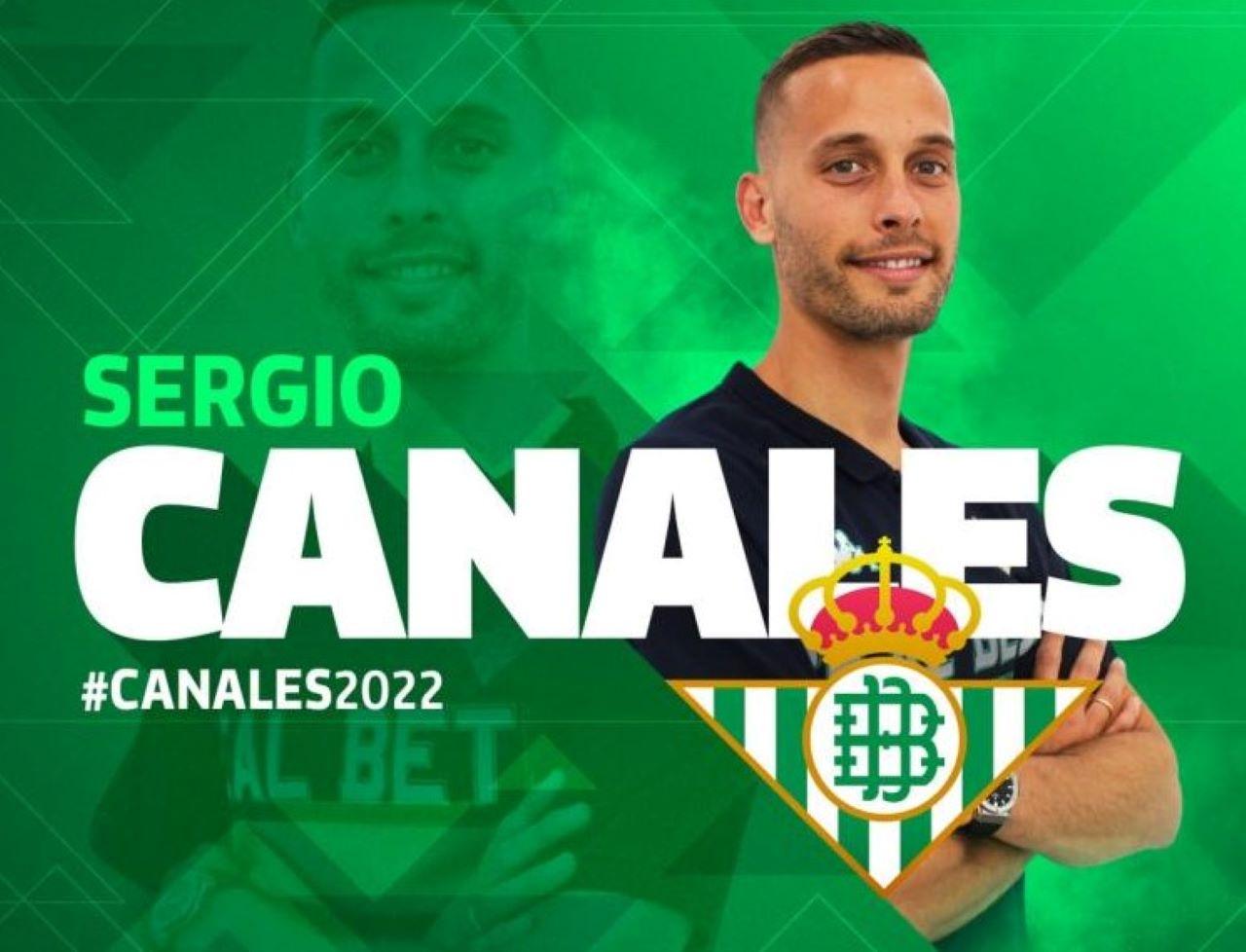 Liga / Betis Séville : Sergio Canales blessé !