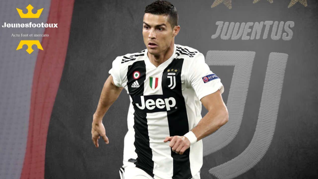 Cristiano Ronaldo a encore marqué en Ligue des Champions !