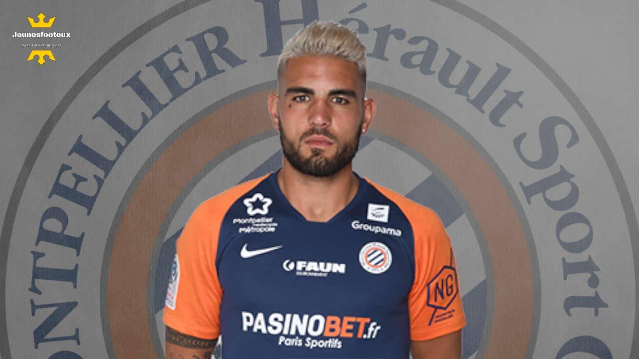 MHSC : Andy Delort (Montpellier HSC).