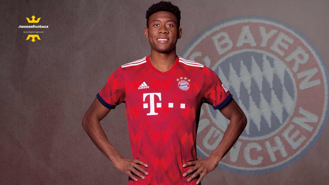 Bayern Münich - Mercato : 4 clubs dans la short list de David Alaba !