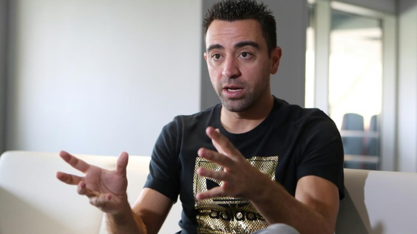 Xavi pas pressé de quitter Al Sadd