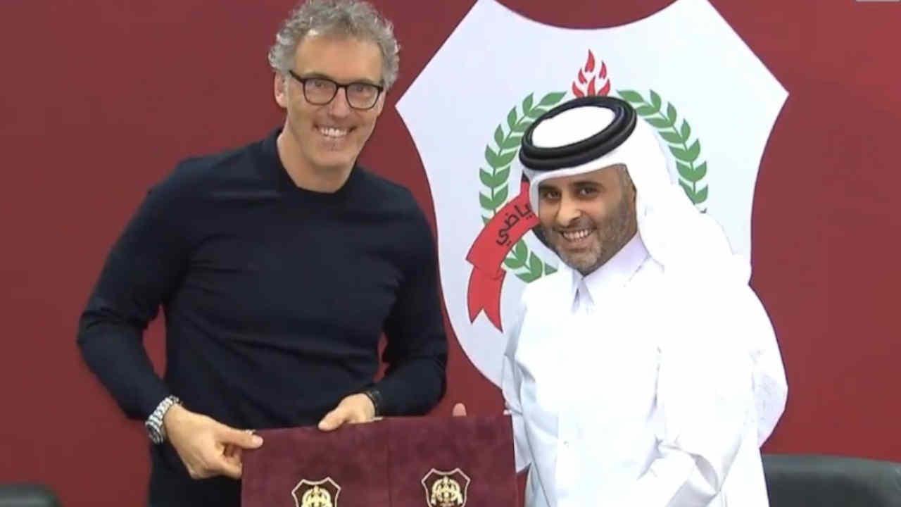 Laurent Blanc signe 18 mois à Al Rayyan