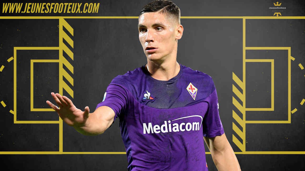 Nikola Milenkovic, défenseur de 23 ans de la Fiorentina