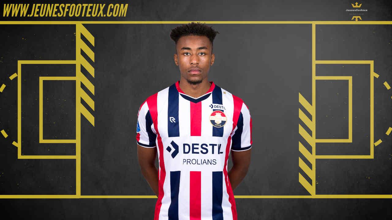 Mike Trésor Ndayishimiye, jeune attaquant belge est convoité par l'OGC Nice et l'Ajax Amsterdam