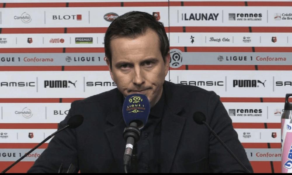 Stade Rennais : Julien Stéphan se confie sur le mercato