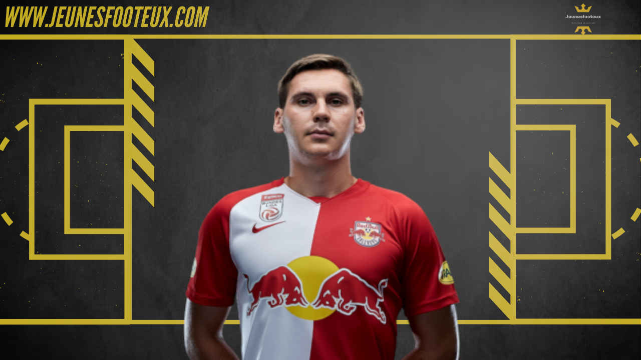 En quête d'au moins un nouveau défenseur central, Liverpool aurait coché le nom de Maximilian Wöber