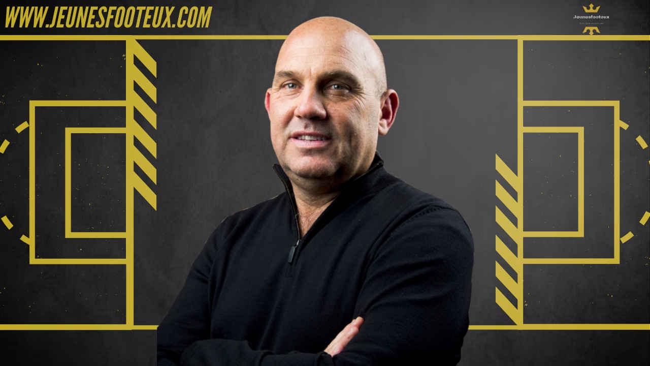 Frédéric Antonetti, entraineur du FC Metz, c'est dit pour une trêve hivernale plus longue