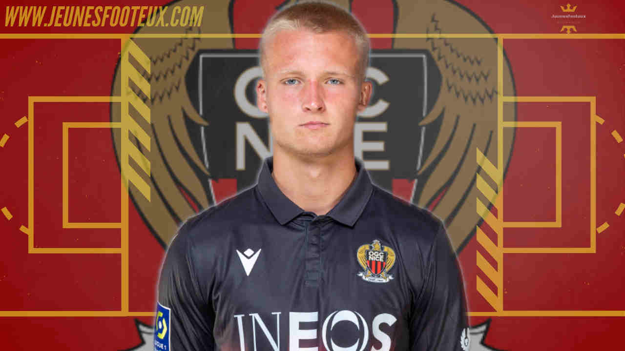OGC Nice / Ligue 1 : Kasper Dolberg de retour à l'entraînement, enfin !