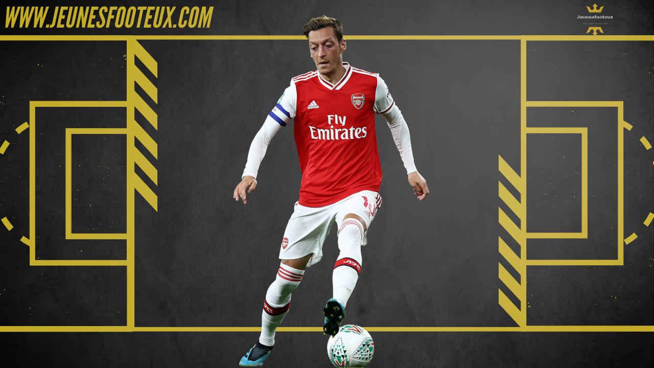 Courtisé par D.C. United et Fenerbahçe, Mesut Özil voudrait lui rester à Arsenal